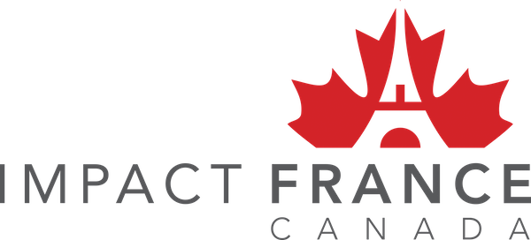 Impact France Canadian Logo